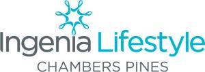 Ingenia Lifestyle Chambers Pines Logo