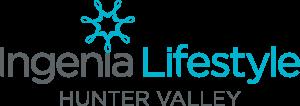 Ingenia Lifestyle Hunter Valley Logo